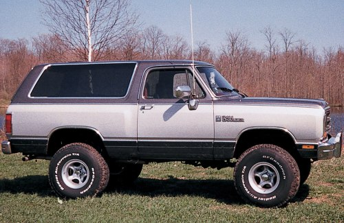 Dodge Ramcharger For Sale 1974 2001 Us Canada Mexico 4x4 Suv Ads
