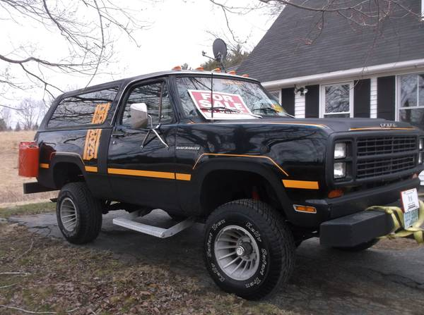 Interesting further Truckin A Right This 1978 Dodge W100 Power Wagon Is Survivor Perfection additionally Restored 1970s Dodge Trucks Were At also 4781983000 further Drag original gallery. on 1979 dodge macho power wagon