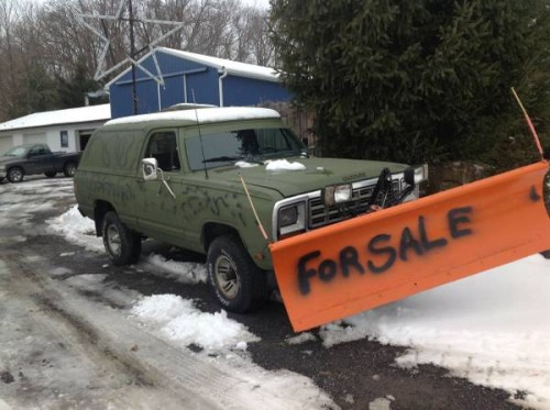 1984 Dodge Ramcharger For Sale In Lehigh Valley PA