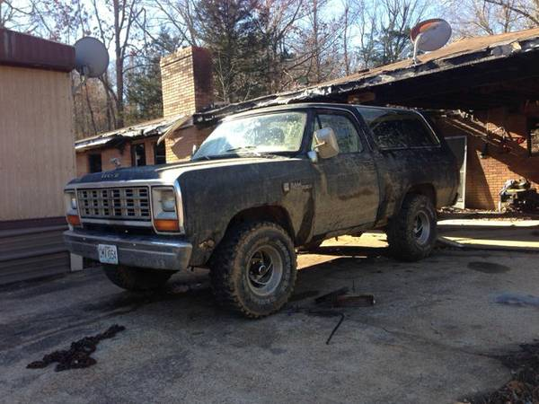 1982 Dodge Ramcharger 4x4 For Sale In Doniphan Mo