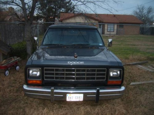 1985 Dodge Ramcharger 2WD For Sale in Killeen TX