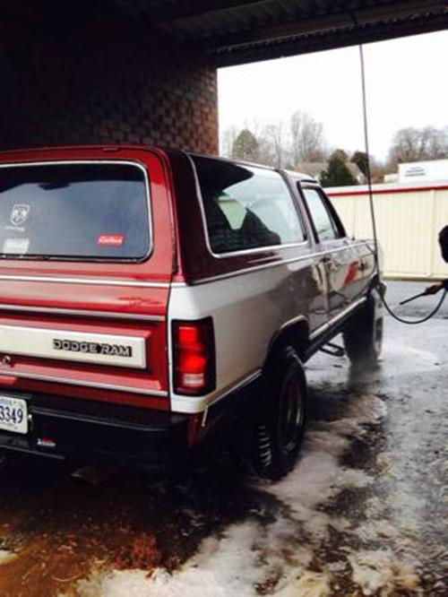 1988 Charlottesville VA rear