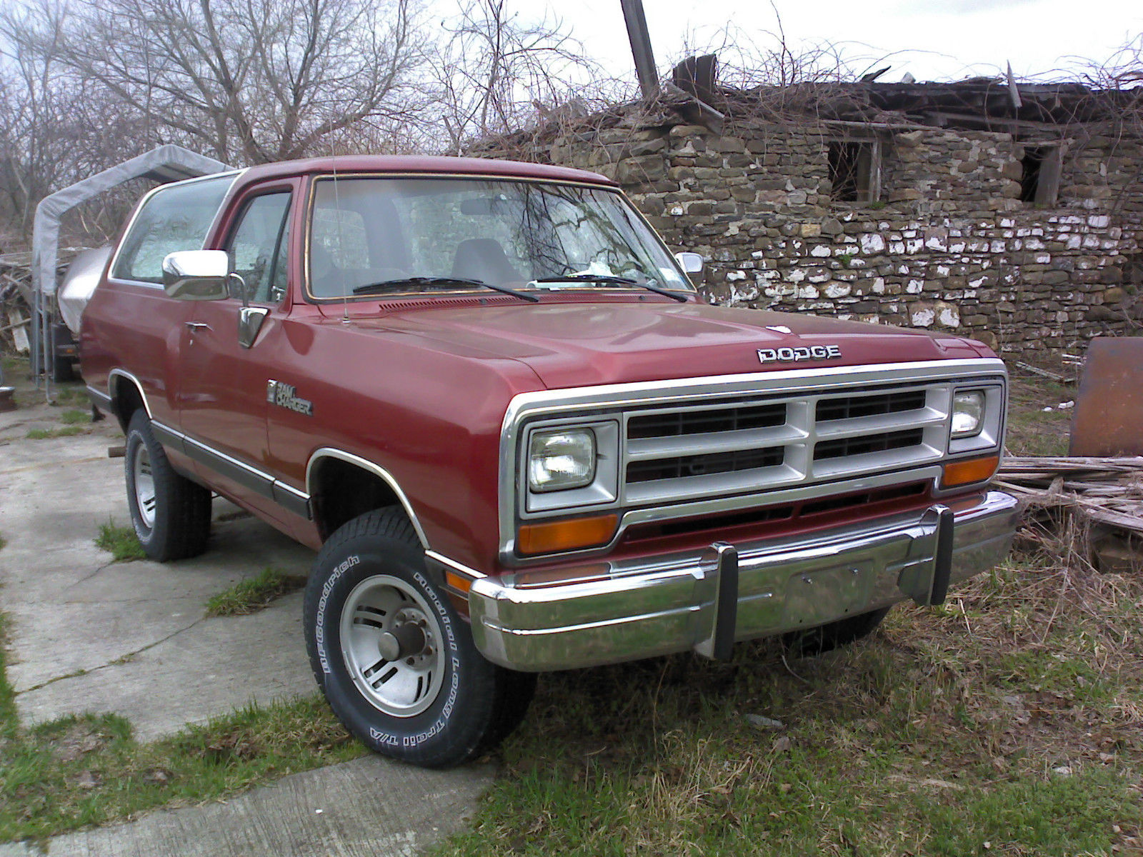 for ramcharger quanah sale dodge texas custom