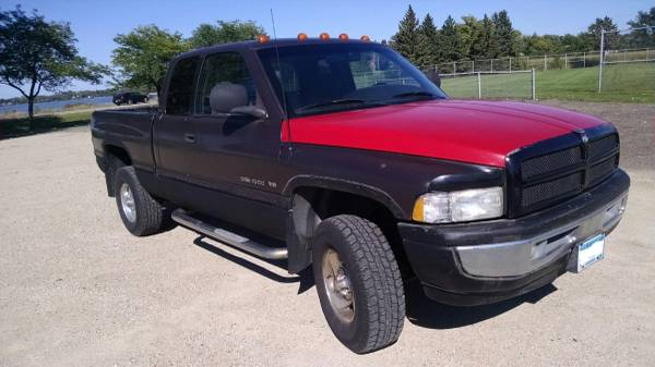 1998 4x4 Dodge Ramcharger For Sale In Waseca Mn