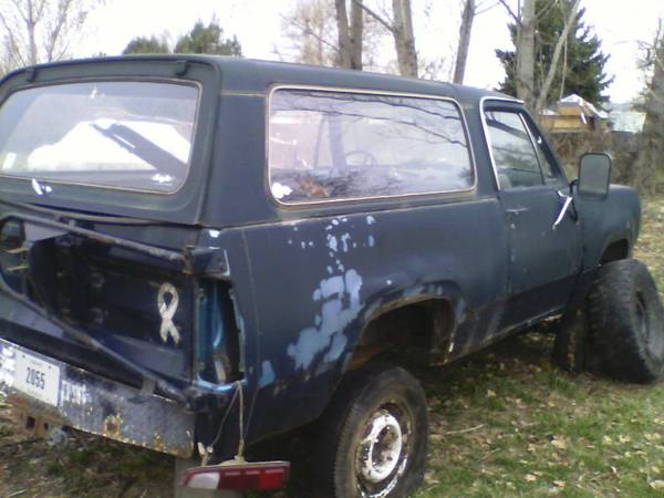 1976 Boise ID
