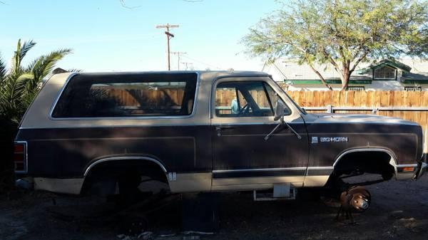 1981 Imperial Valley AZ