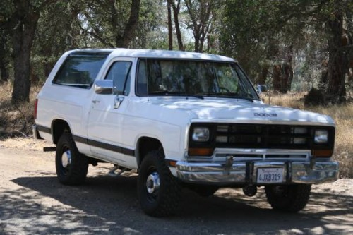 Sacramento Ca X on 1989 Dodge Ramcharger Fuel Pump