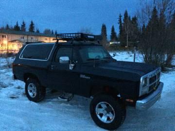 1991 Fairbanks AK