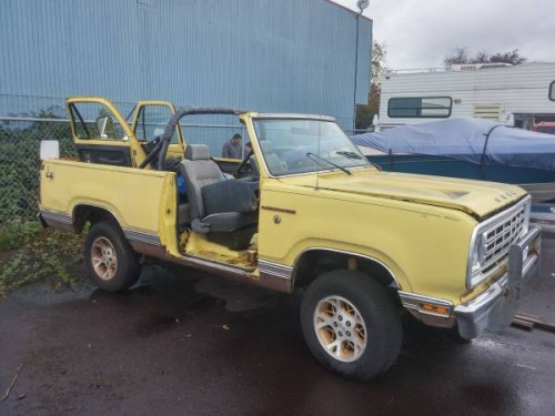 1974 dodge ramcharger 360 auto for sale in hillsboro or - Craigslist quad cities farm and garden ...