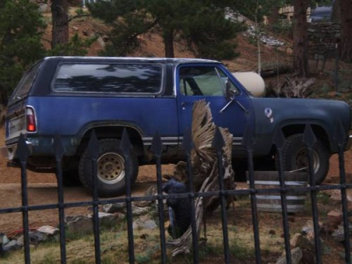1977 Dodge Ramcharger 440 Auto For Sale in Conifer, CO