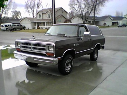 1990 Dodge Ramcharger Automatic For Sale In Nampa, ID
