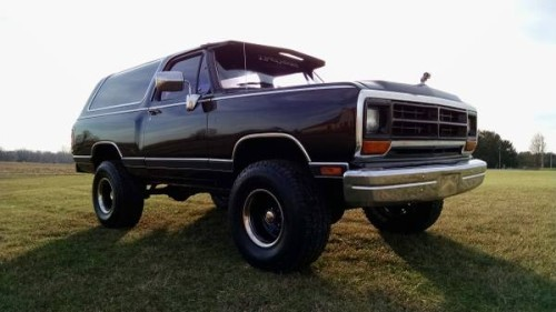 1987 Dodge Ramcharger 4x4 Auto For Sale in Urbana, OH