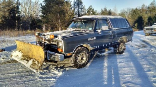 1990 dodge ramcharger 318 v8 auto for sale in millville pa - Craigslist harrisburg farm and garden ...