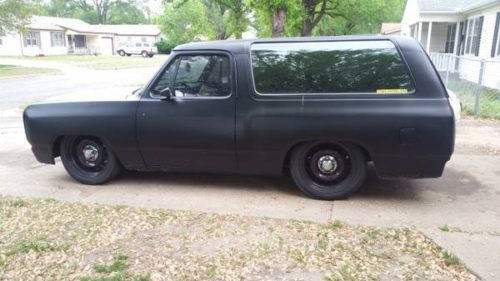 1988 dodge ramcharger automatic for sale in wichita ks. Black Bedroom Furniture Sets. Home Design Ideas