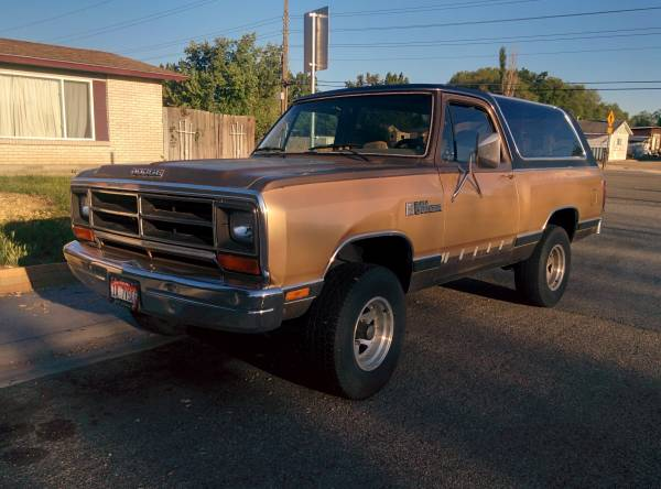 1987 Boise ID
