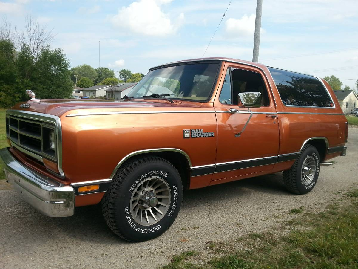 cars overview pic cargurus ramcharger dodge