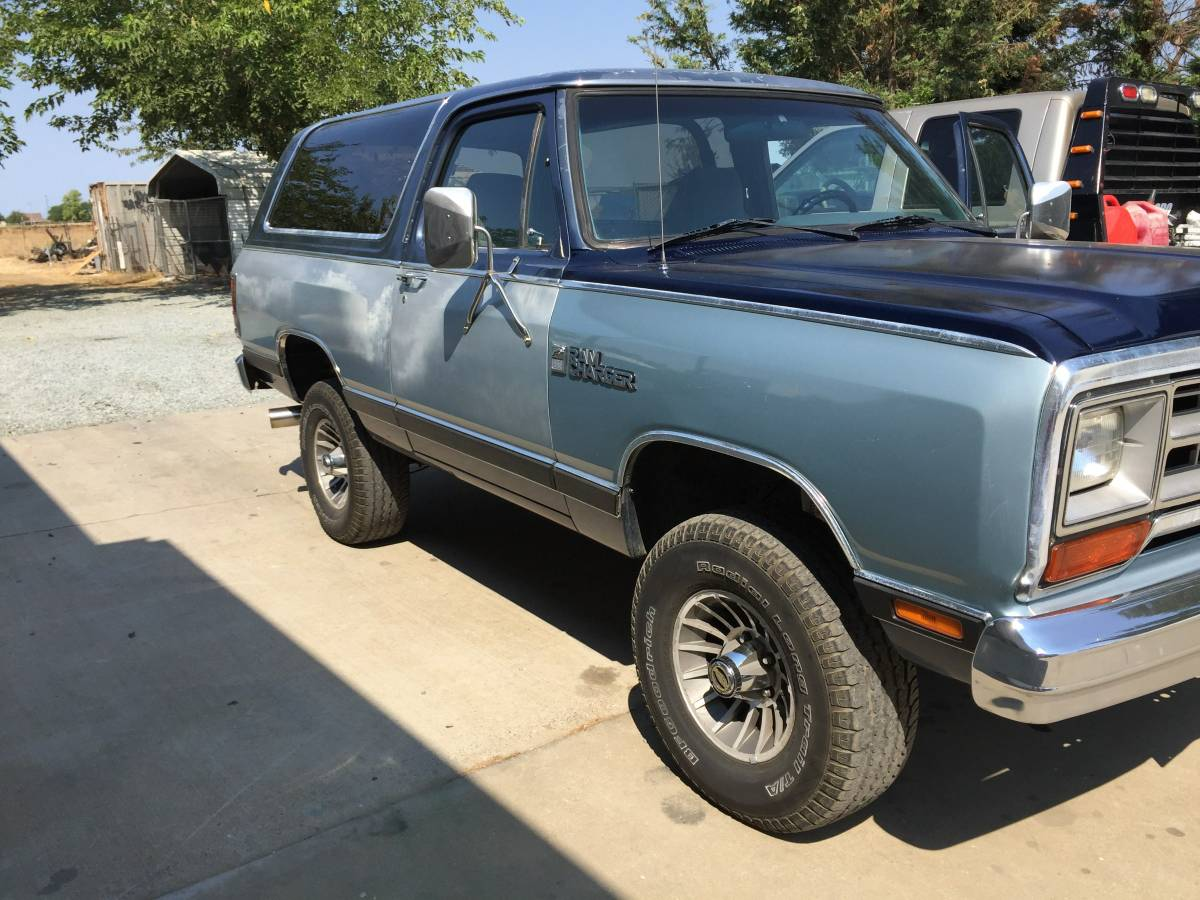 1987 dodge ramcharger 360 v8 automatic for sale in for California department of motor vehicles sacramento