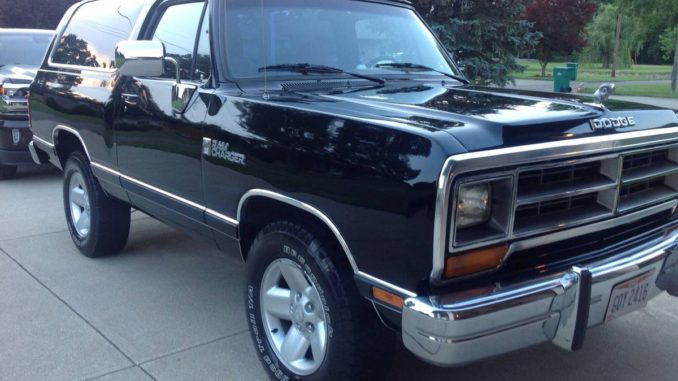 1988 Dodge Ramcharger 318 V8 Automatic For Sale In Heath Oh