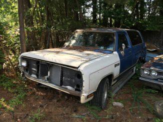 1990 Parts Truck Atlanta GA