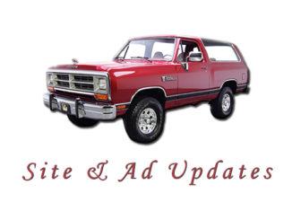 Ad Updates Dodge Ramcharger
